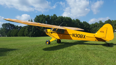 2007 Legend Cub Aircraft