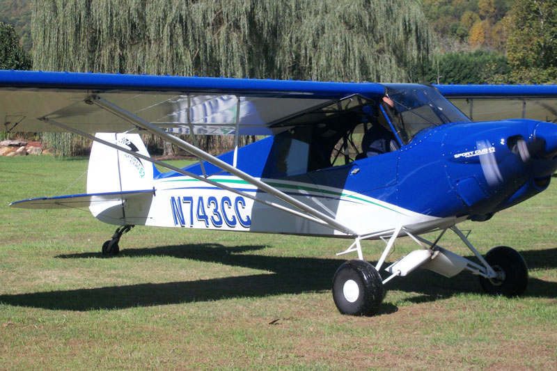 2007 CubCrafters Sport Cub