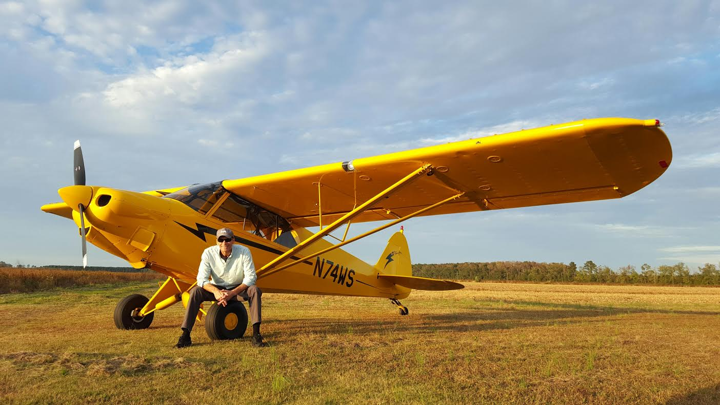 Tailwheel Endorsement - Tom Barth